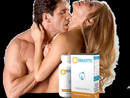Skelbimas - Maxatin , Didesnis spermos kiekis ir daugkartinis orgazmas
