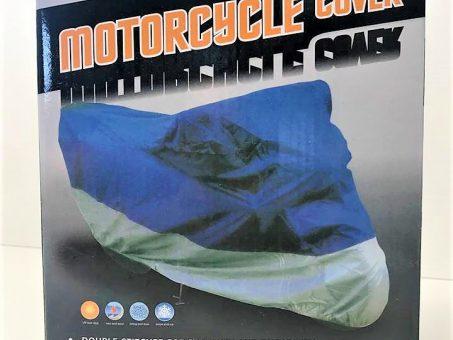 Skelbimas - Naujas motociklo uždangalas!