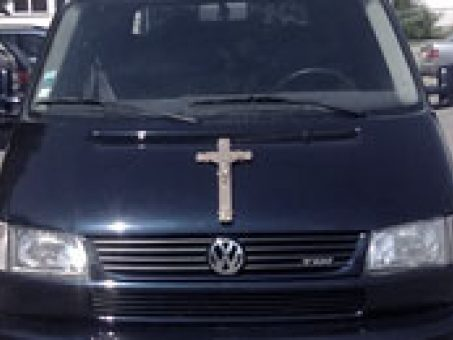 Skelbimas - Tarptautinis Mirusiojo Palaikų Pervežimas