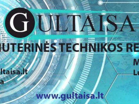 Skelbimas - Gultaisa - kompiuterių remontas Telšiuose