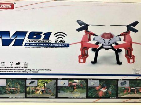 Skelbimas - Naujas Skytech M61 dronas Jūsų naujiems pojūčiams!