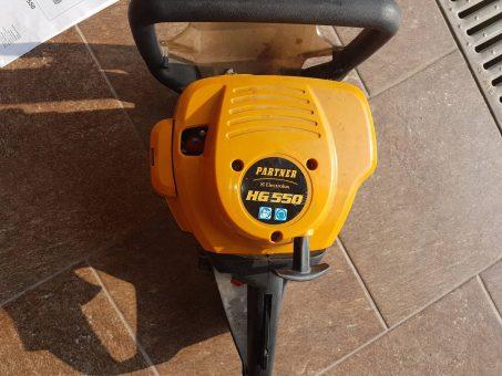Skelbimas - Gyvatvorių žirklės elektrolux Partner HG 550