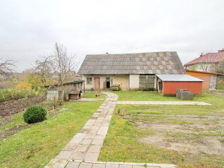 Skelbimas - Vilniaus r. sav., Sudervės k., Ežerų g., mūrinis namas