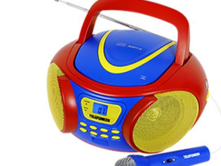 Skelbimas - Nauja vaikška magnetola Telefunken Rc1006m