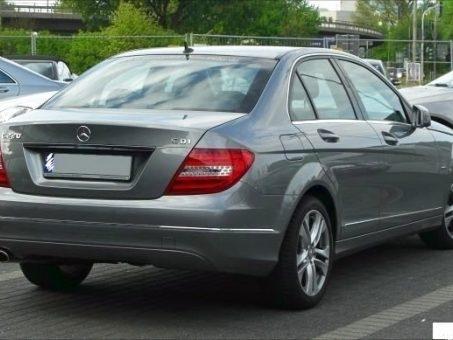 Skelbimas - Mercedes Benz C-Class W-204 Bagažinės spyna