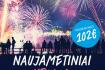 Skelbimas - Naujametinis kruizas Ryga – Stokholmas – Ryga