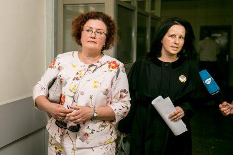 Nuosprendis P. Mažylio gimdymo namų medikams
