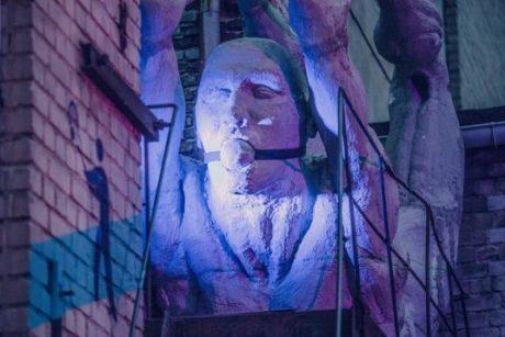 """Rugsėjį Vilniuje duris atvers unikali meno galerija """"Open Gallery"""" po atviru dangumi"""