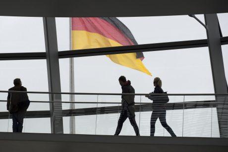 Vokietija žada persvarstyti savo santykius su Turkija