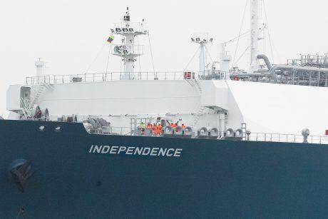 Seimas pritarė: Lietuva pirks SGD laivą-saugyklą
