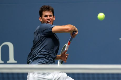 ATP serijos teniso turnyro Prancūzijoje finale žais austras ir prancūzas