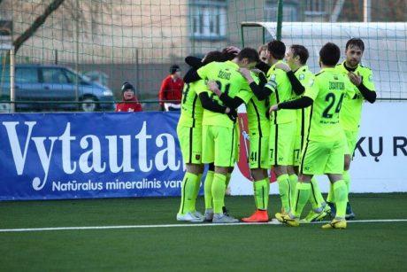 """Trakų"" klubą palieka trys futbolininkai"