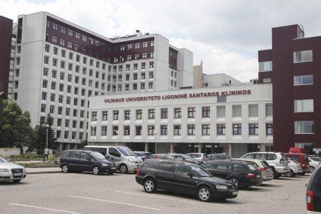 Santaros klinikų vadovo drama: pažeidimų kvapas ir atomazga rugsėjį