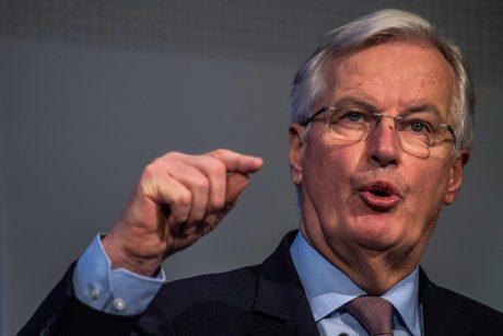 """Specialiojoje ES Bendrųjų reikalų taryboje aptarta """"Brexit"""" derybų situacija"""