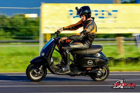 Kauno gatvėse – legalios motociklų lenktynės