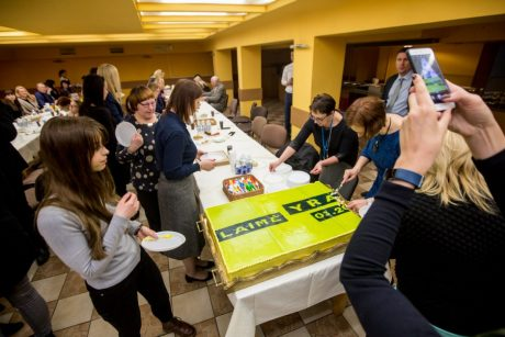 Kaunas apsalo nuo laimės – žaismingi herojai, prizai ir milžiniškas tortas