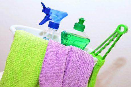 Ruošiamės pavasariui: kaip geriausia valyti namus?