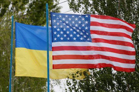 JAV ruošiasi išplėsti karinį bendradarbiavimą su Ukraina