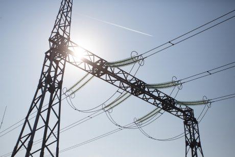 Elektros rinkoje kainos išliko žemos