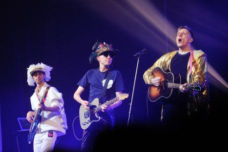 S. Prūsaitis pristatė naują albumą