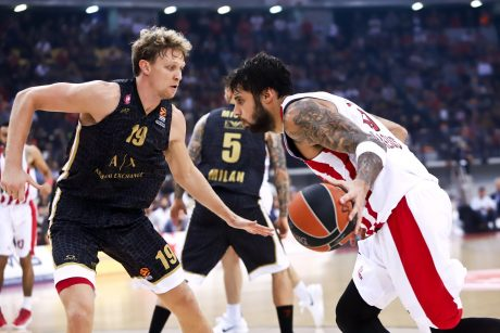 Lietuvos krepšininkų indėlis į Milano ekipos pergalę Eurolygoje – 17 taškų
