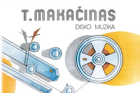 """Vilniaus knygų mugėje – T. Makačino ir """"Saulės laikrodžio"""" vinilų pristatymai"""