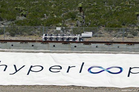"""""""Hyperloop"""" technologiją bus galima išbandyti Vokietijos traukiniuose"""