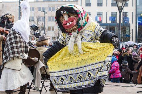 Vilniuje – kitokios Užgavėnės