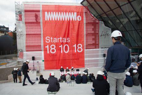 Paaiškėjo, kada sostinėje duris atvers MO muziejus