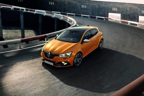 """Naujasis """"Mégane R.S."""" – sportinio vairavimo entuziastų lauktas modelis"""