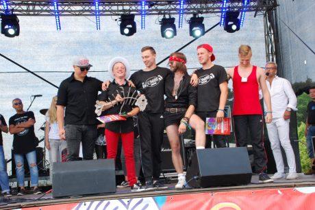 "Festivalis ""Karklė Live Music Beach 2017"""