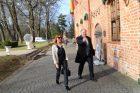 Švietimo ministrė apsilankė Kauno rajone