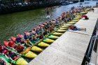 Renginiai Dangės upėje