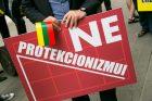 Lietuvos vežėjų protestas