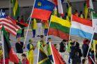 Rio olimpiados uždarymo ceremonija