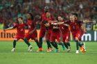 Euro 2016: Portugalija - Lenkija