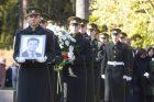 Sveikatos ministro J. Poželos laidotuvės