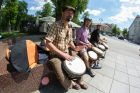 Vilniaus gatvėse aidi muzika