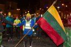 A. Ardzijauskas atbėgo nuo Dakaro iki Vilniaus