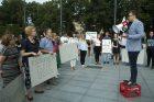 Vilniuje – mitingas dėl policijos neveiklumo