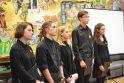Kauno miesto bibliotekoje paminėta Tarptautinė Holokausto aukų atminimo diena