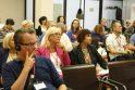 Seimo nariai ŽIV forumą uostamiestyje ignoravo