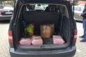 Vilnietis vežė 500 pakelių kontrabandinių rūkalų