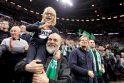 Horizonte – Eurolygos ketvirtfinalis, bet jis rūpi ir