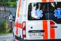 Kaune maratono bėgiką ištiko klinikinė mirtis
