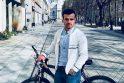 Kai pritrūksta žodžių, gruzinas KTU studentas deklamuoja lietuvišką poeziją