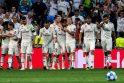 """""""Real"""" komanda džiaugiasi įvarčiu"""