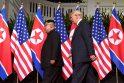 D. Trumpo ir Kim Jong Uno susitikimas Singapūre