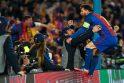 """Barcelona"" net 6:1 įveikė ""Paris Saint Germain"" futbolininkus"