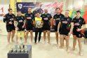 Pirmajame Lietuvos žiemos paplūdimio regbio čempionate dalyvaus 10 komandų